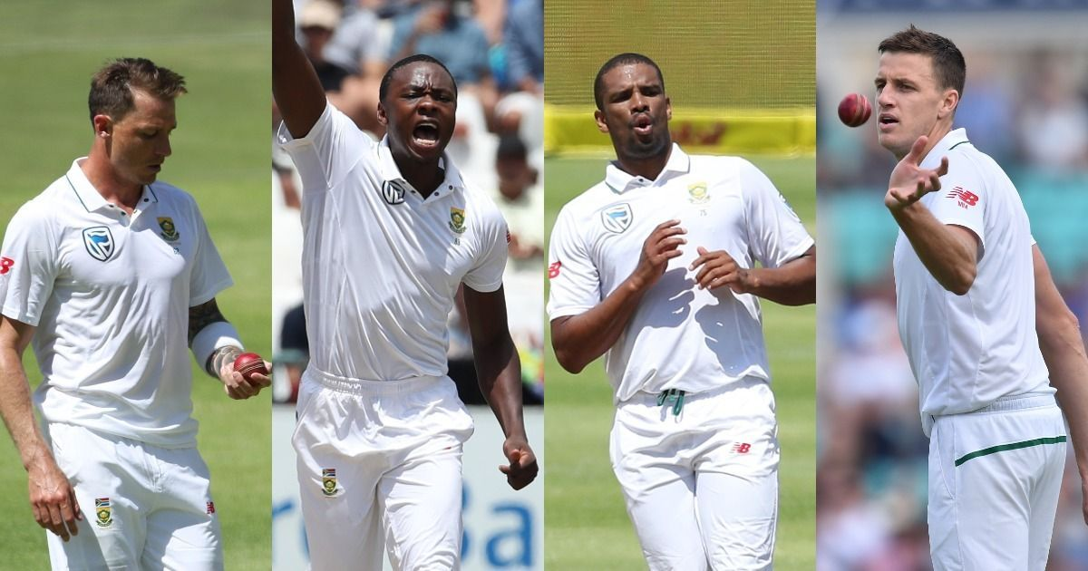 Perhaps for the last time, SA's own pace quartet rekindled memories of the Windies legends