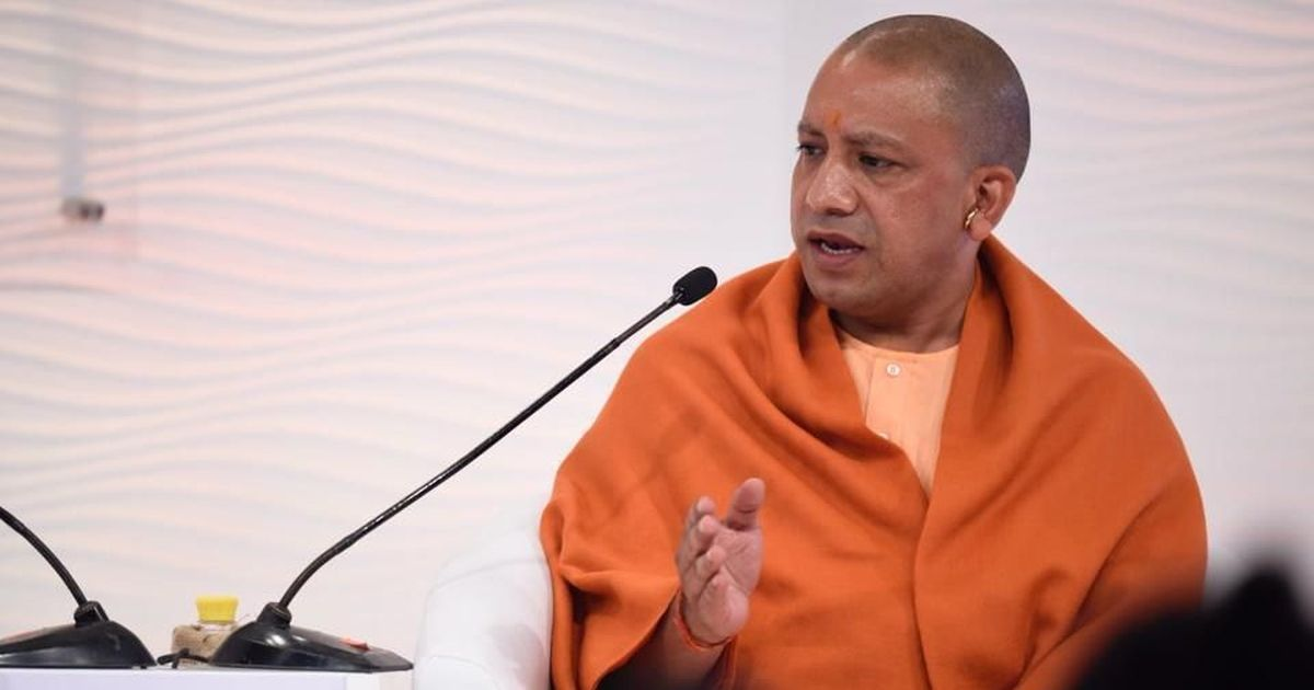 Uttar Pradesh: Farmers dump rotten potatoes in front of Assembly, CM Adityanath's residence