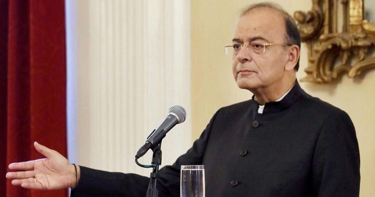 Arun Jaitley says electoral bonds scheme improves transparency in political funding