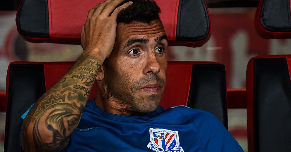 Hero's welcome to ignominy: Timeline of Carlos Tevez's disastrous time in China
