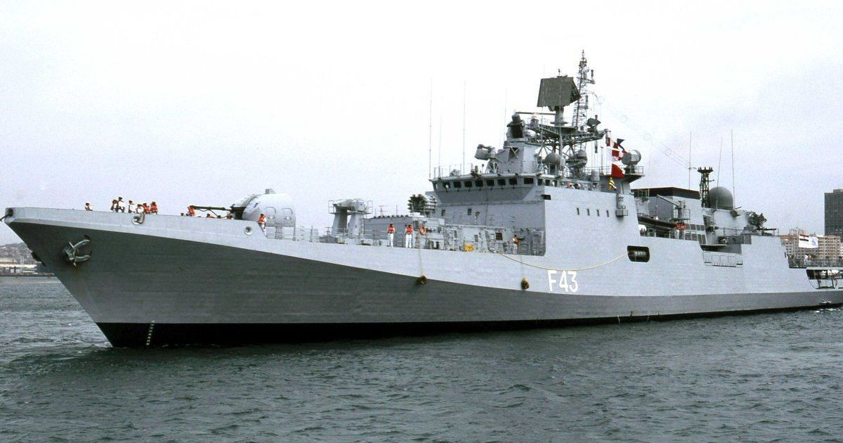 Centre's deal with South Korean company to build 12 advanced minesweepers for the Navy falls through