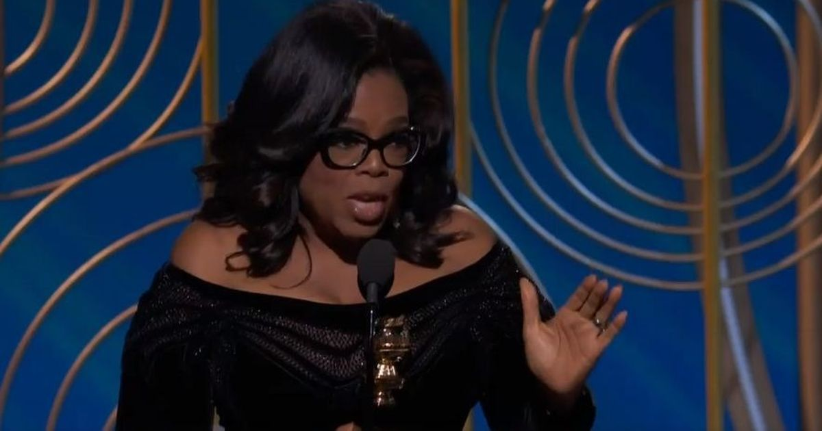 Full text: 'For too long, women have not been heard,' says Oprah Winfrey at the Golden Globes