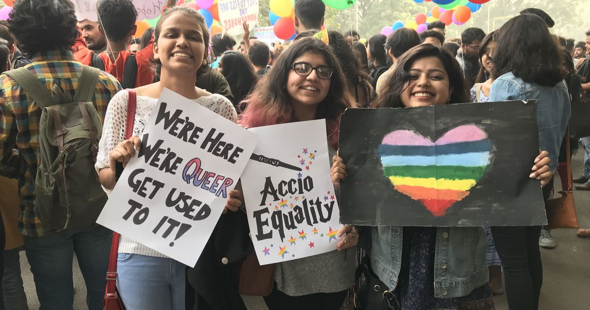 Supreme Court to reconsider validity of Section 377 that criminalises 'unnatural sex'