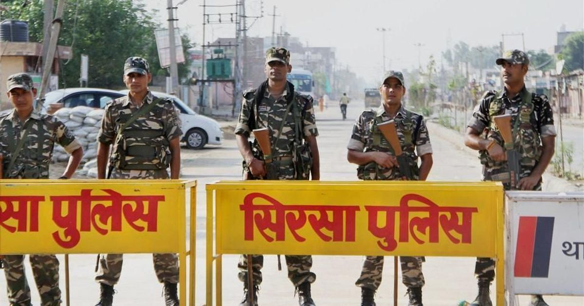 Haryana: Police arrest Gurmeet Ram Rahim Singh's aide accused of castrating Dera followers