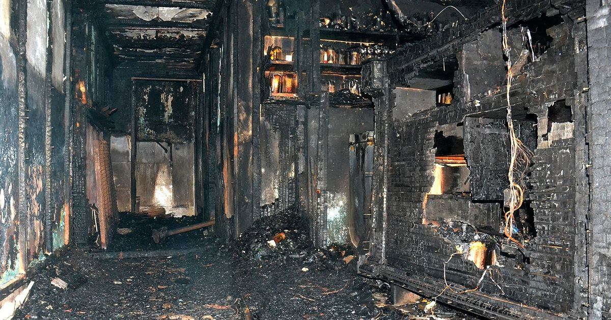 Bengaluru blaze: Karnataka fire chief says restaurant had no fire extinguisher, did not follow norms