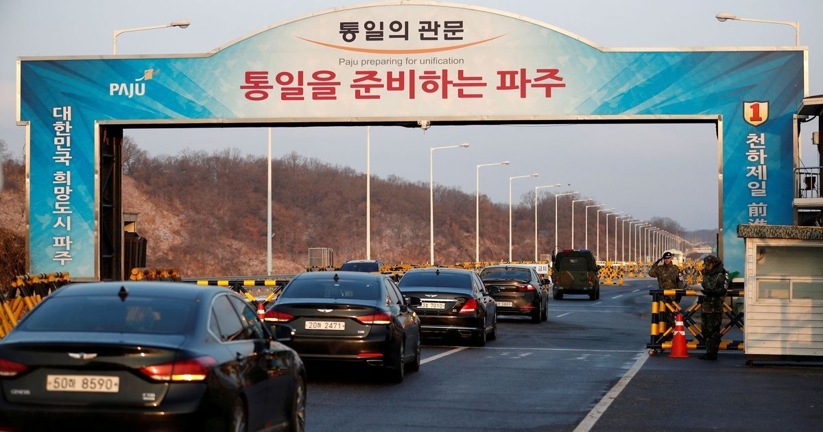 North Korea to send teams for Winter Olympics, South to consider lifting sanctions temporarily