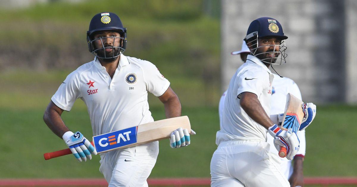 Rohit Sharma chosen over Ajinkya Rahane on current form, says Virat Kohli