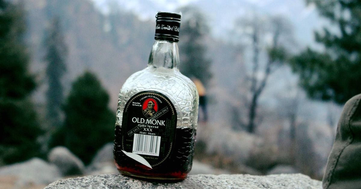 There's a reason why rums like Old Monk are more popular in India than clear spirits like gin