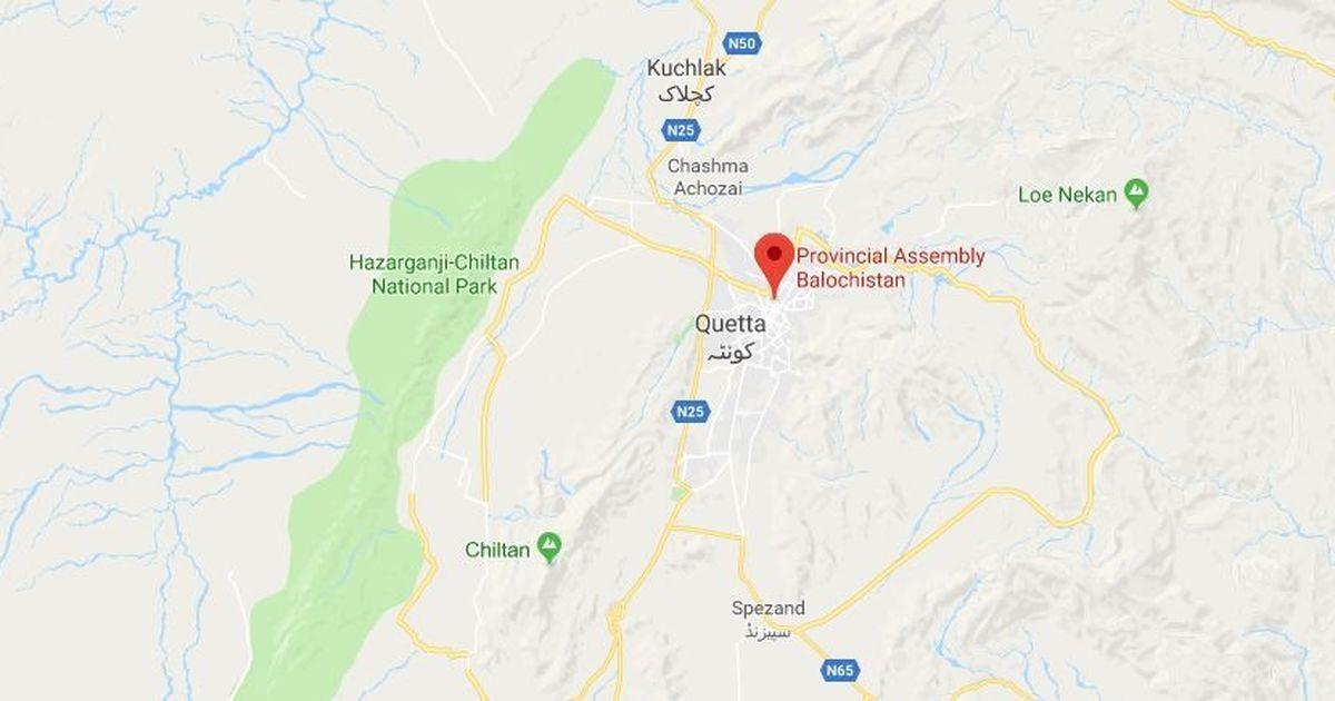 Pakistan: Bomb blast near Balochistan Assembly in Quetta, many casualties feared