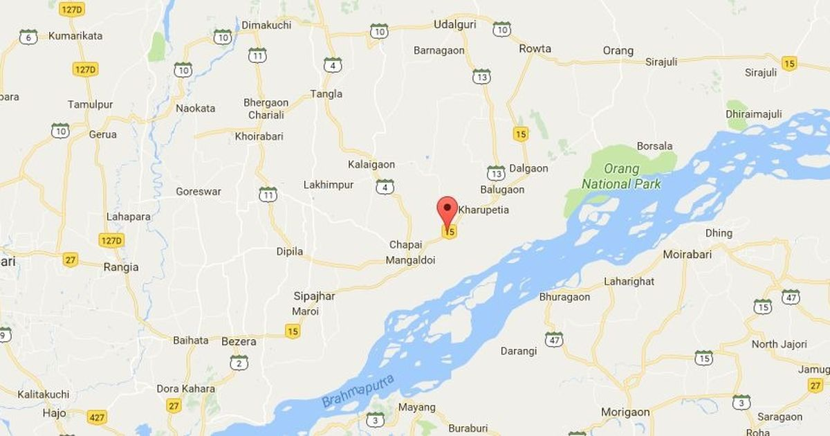 Assam: Indefinite curfew imposed in Dhula town after one person killed in police firing