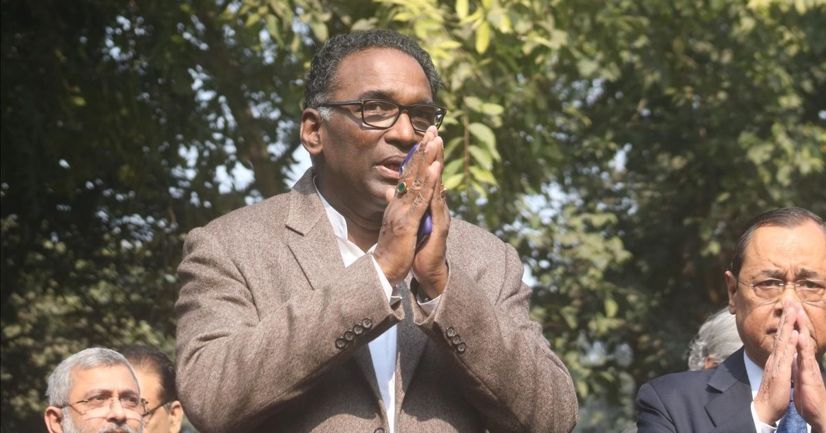 Justice Chelameswar: The often dissenting judge highlights the judicial and democratic crisis today