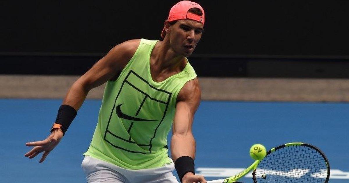 Tennis Short Of Match Practise Rafael Nadal Hopes To Be Ready For Australian Open