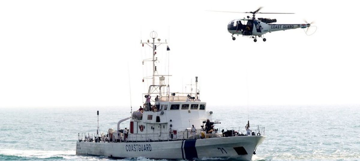 Coast guard finds debris of helicopter that went missing off Mumbai coast, recovers four bodies