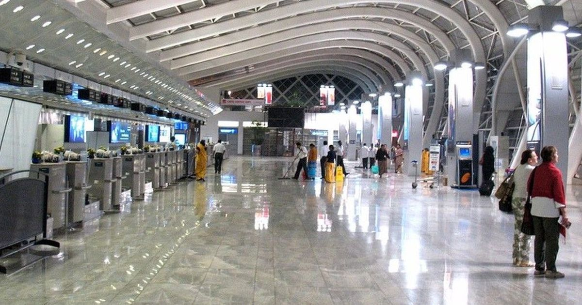 Mumbai: Fire breaks out at domestic airport lounge, brought under control