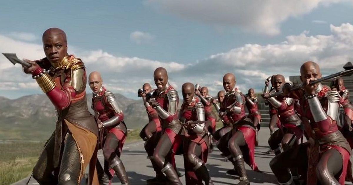 Meet the Warriors of Wakanda from the superhero movie 'Black Panther'