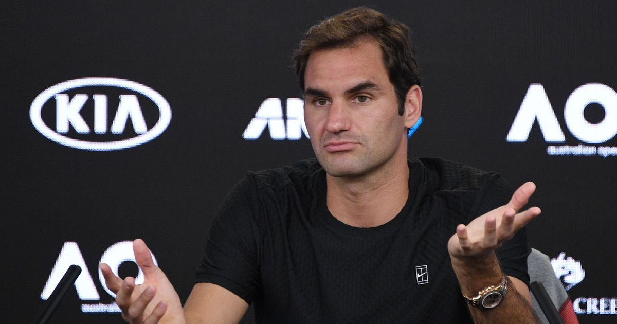 'I don't think a 36-year-old should be a favourite': Federer downplays his Australian Open chances