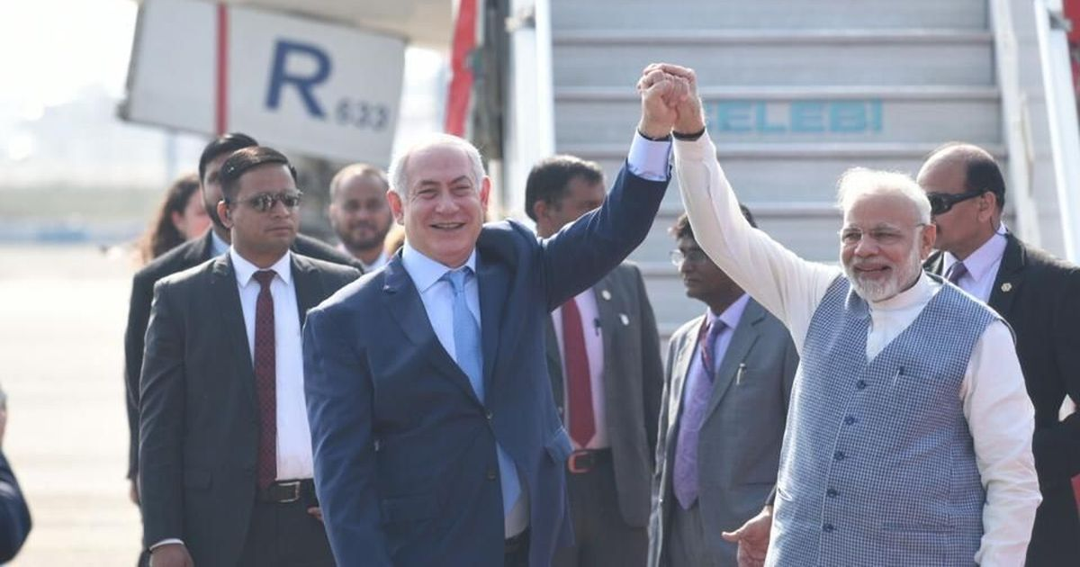 We will take relations between Israel and India to new heights, says Benjamin Netanyahu