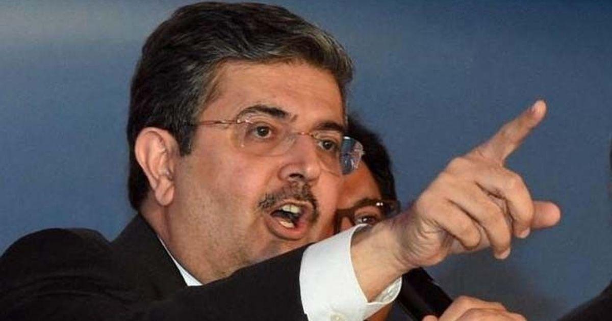 Kotak Mahindra Bank chief warns of possible 'bubble' after surge in stock markets