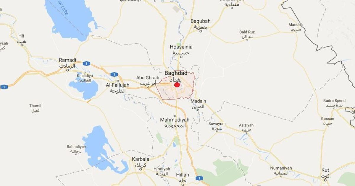 Iraq: 38 killed in twin suicide blasts in Baghdad's busy Al Tayran Square