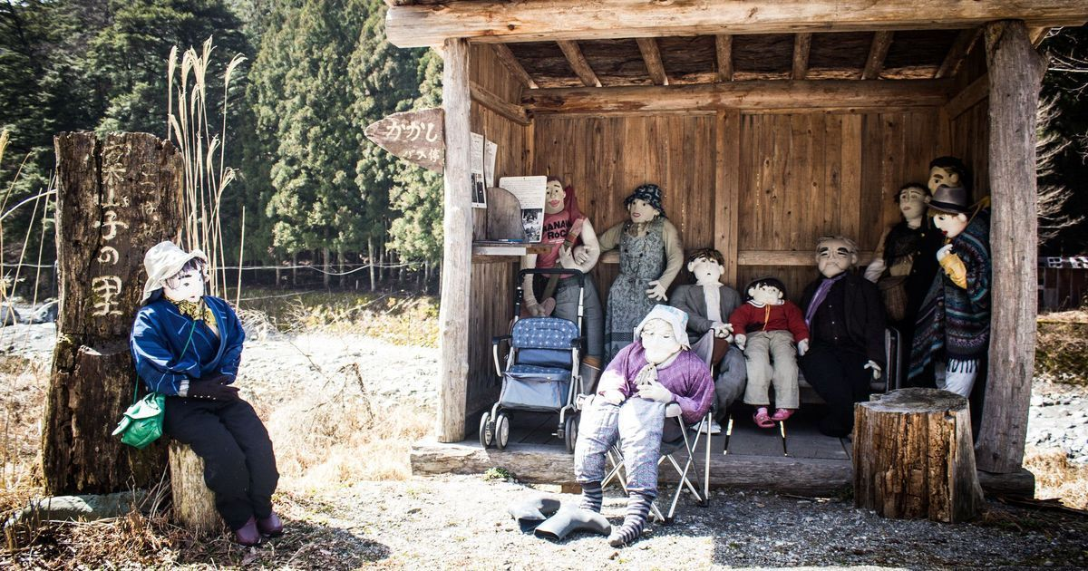 Ghost villages: In urbanised Japan, the government is urging people to move back to rural areas