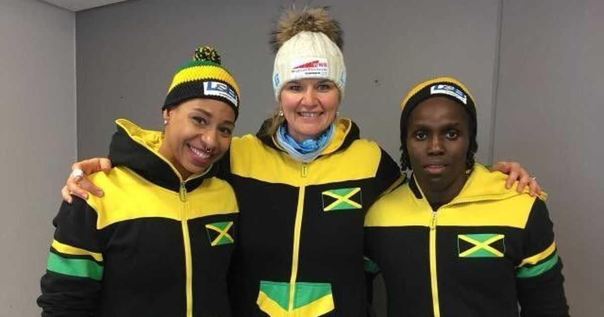 As Jamaican Women S Bobsled Team Qualify For Winter Olympics Memories Of Cool Runnings Rekindled
