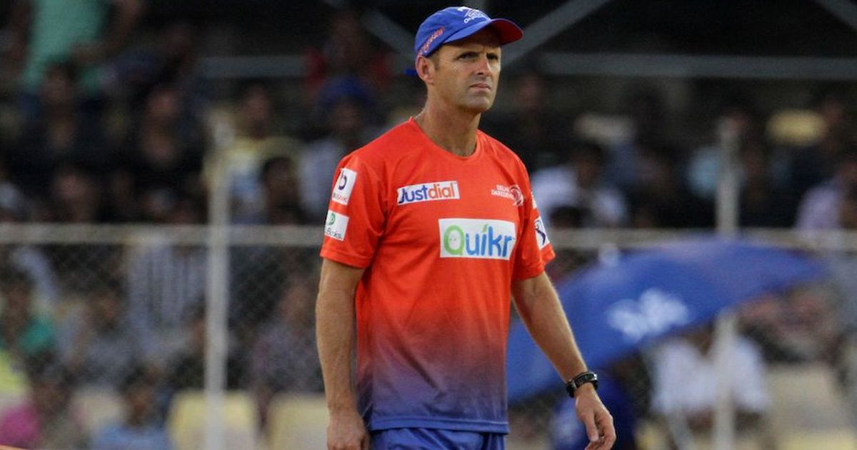 Former India coach Gary Kirsten suffers cracked jaw during BBL practice session