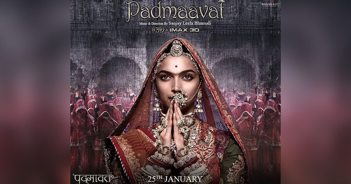 'Padmaavat' producers move Supreme Court challenging ban on film in four states