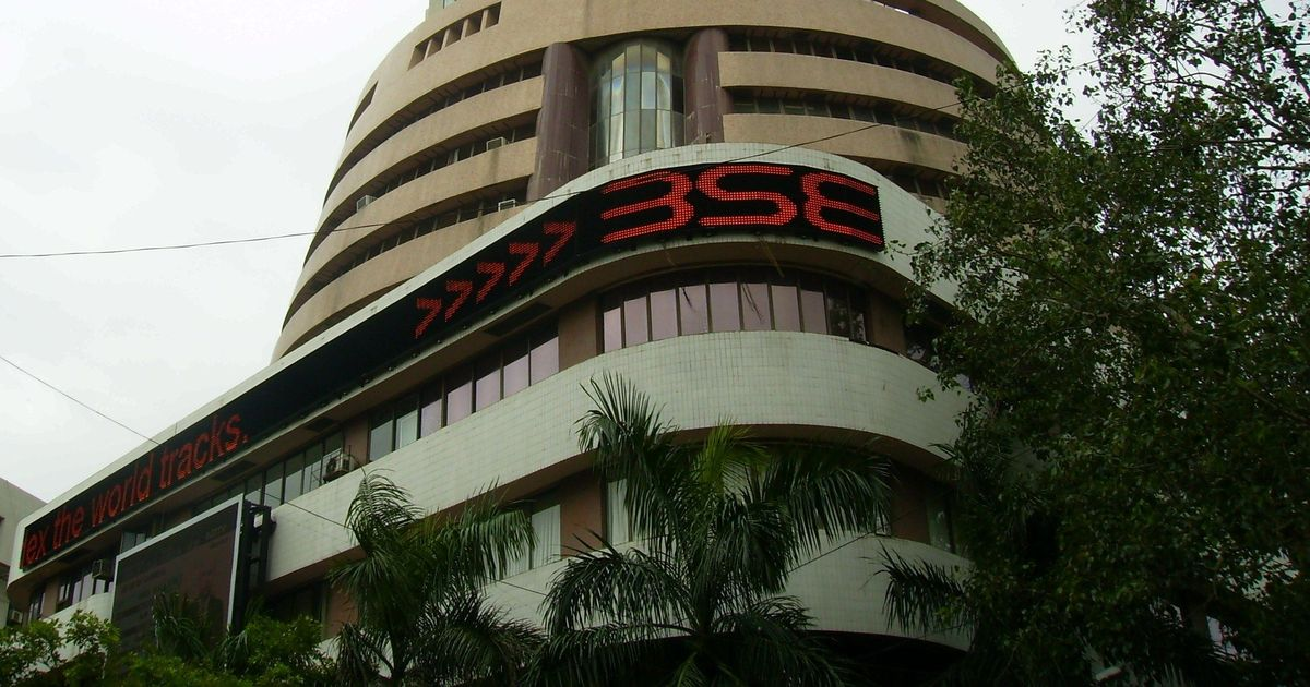 Sensex closes above 35,000 points for the first time