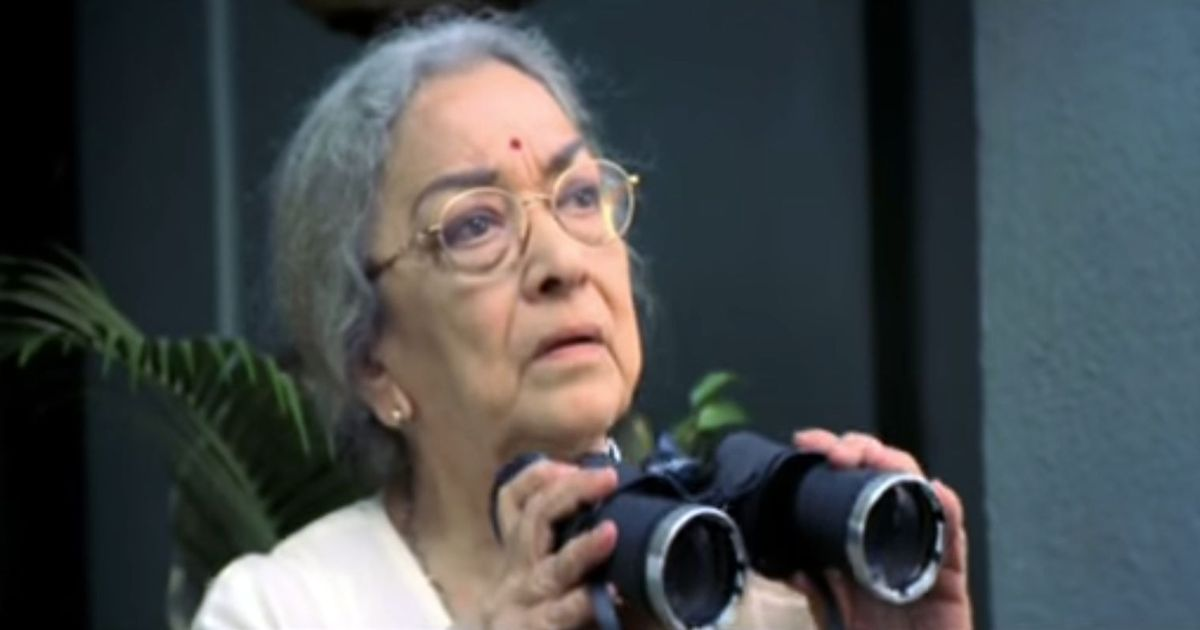 Beloved screen grandmother Ava Mukherjee passes away