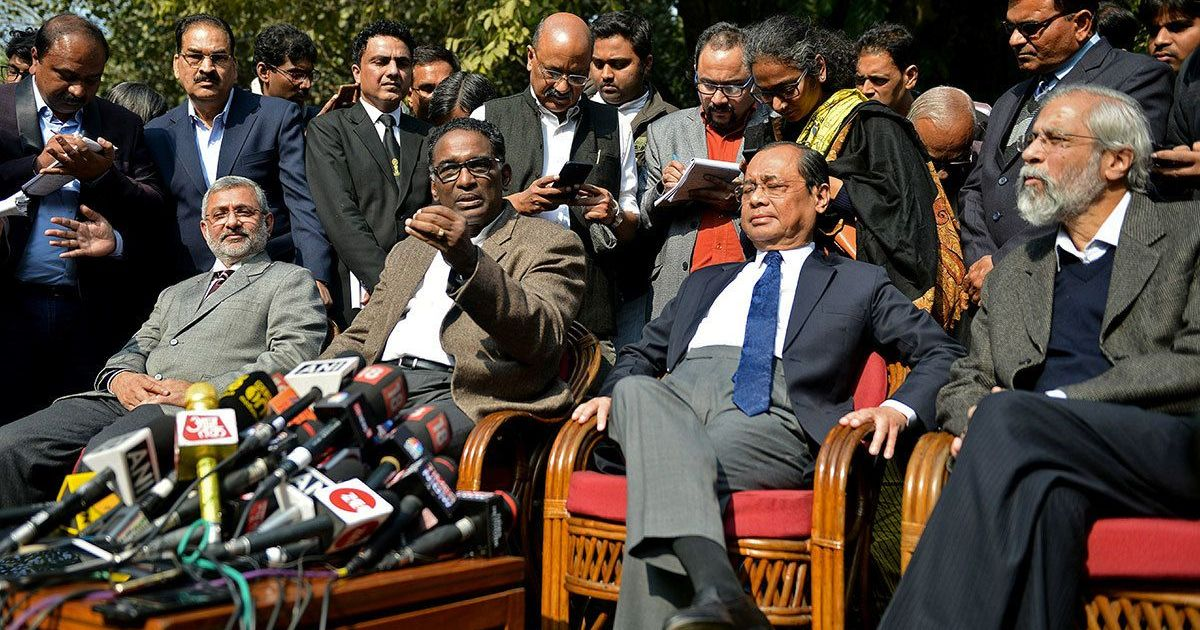 Supreme Court judges row: There's an urgent need to address the CJI's unchecked power to allot cases
