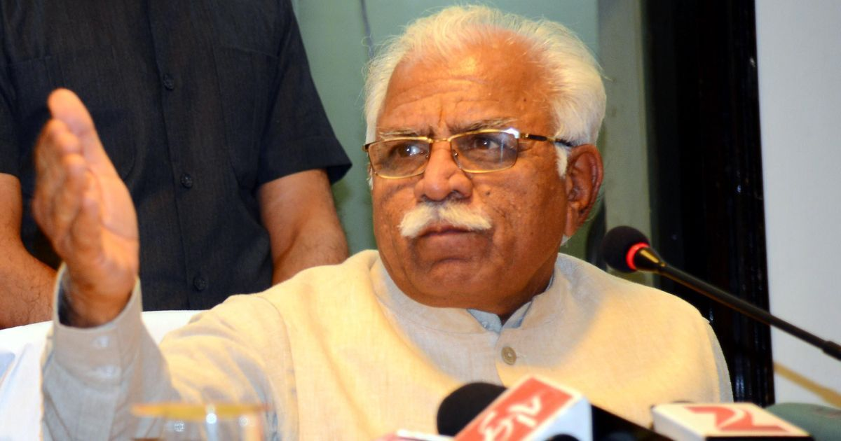 'Unfortunate,' says Haryana chief minister on reports of five sexual assault cases in five days