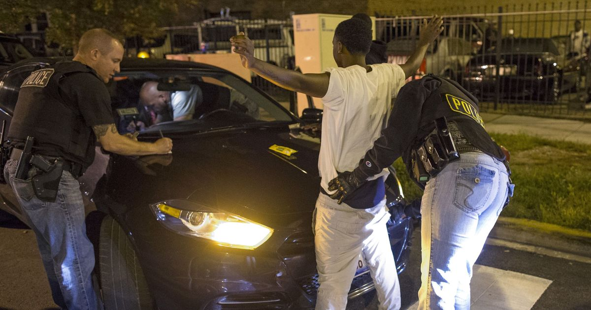 As instances of police frisking people on suspicion fell, so did crime rates in New York