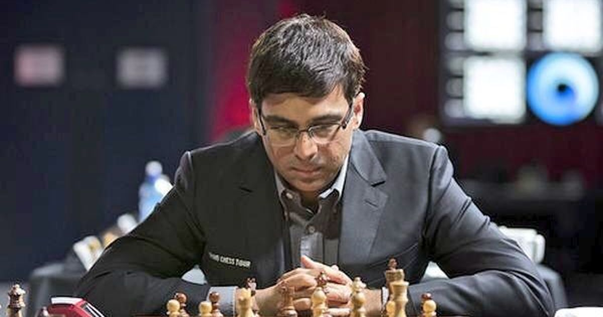 Tata Steel Masters: Adhiban digs deep, holds Anand to a draw