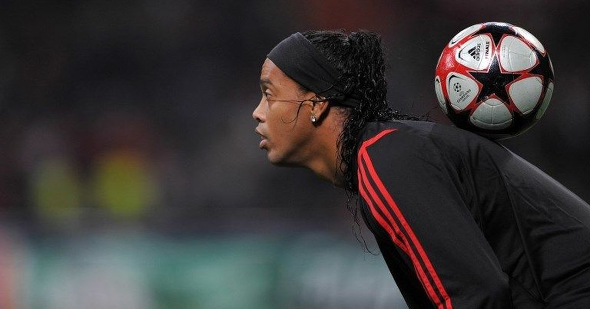 Ronaldinho was the greatest salesman of 'Joga Bonito' that we're ever likely to see