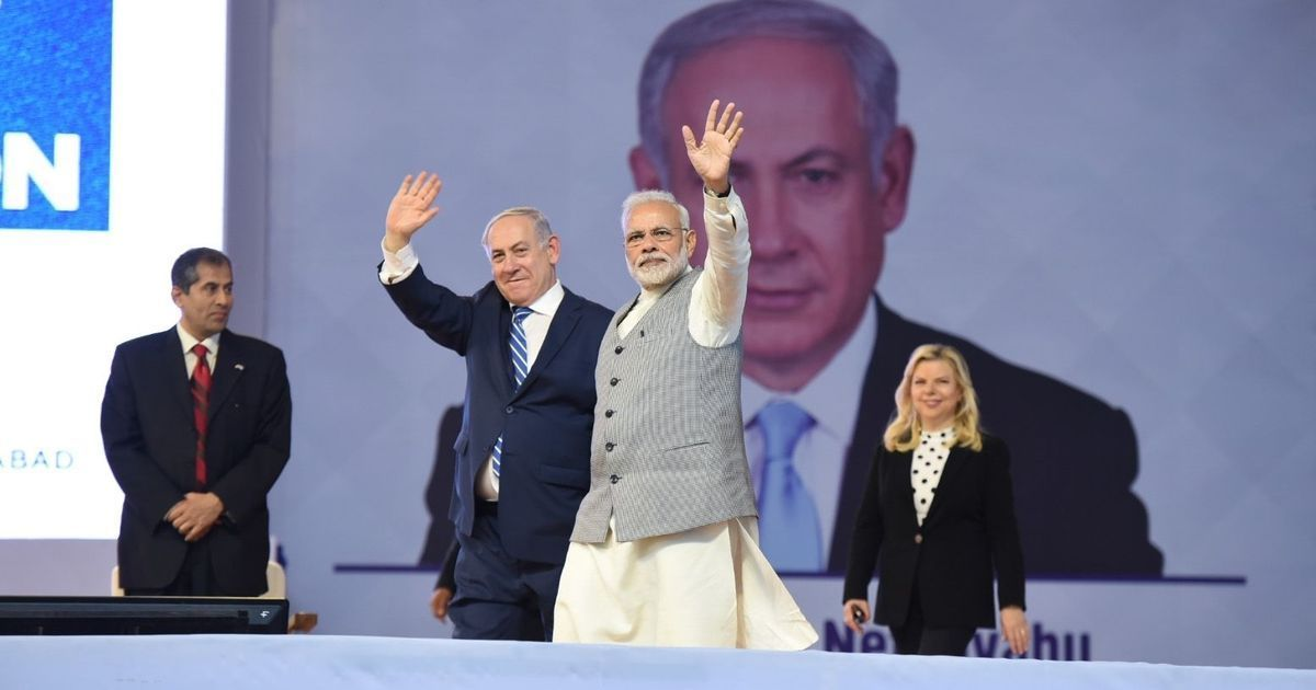 India and Israel have understanding over stance against terrorists along LoC: Benjamin Netanyahu