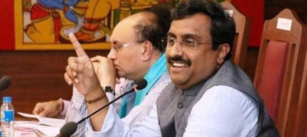 BJP is open to alliance in Nagaland, says Ram Madhav