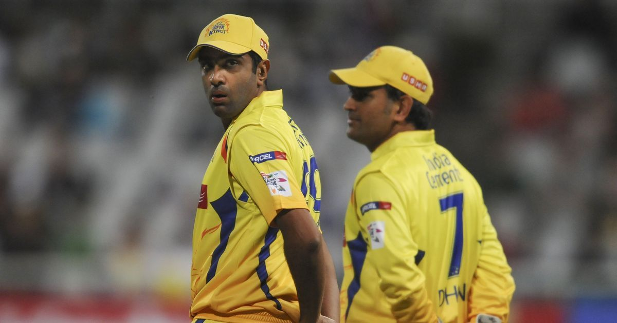 'We will definitely go for Ashwin': MS Dhoni reveals CSK's plans for IPL auction
