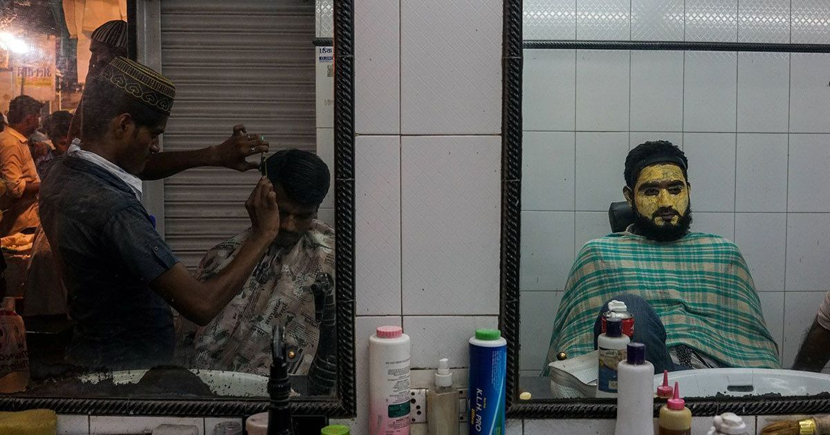 Indian men are spending Rs 5,000 crore a year on their looks – but it is not to impress women