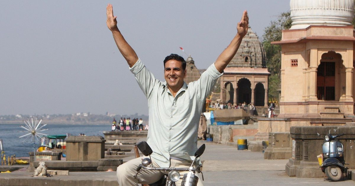 From taming women to saving the world, Akshay Kumar is Bollywood's true karma chameleon