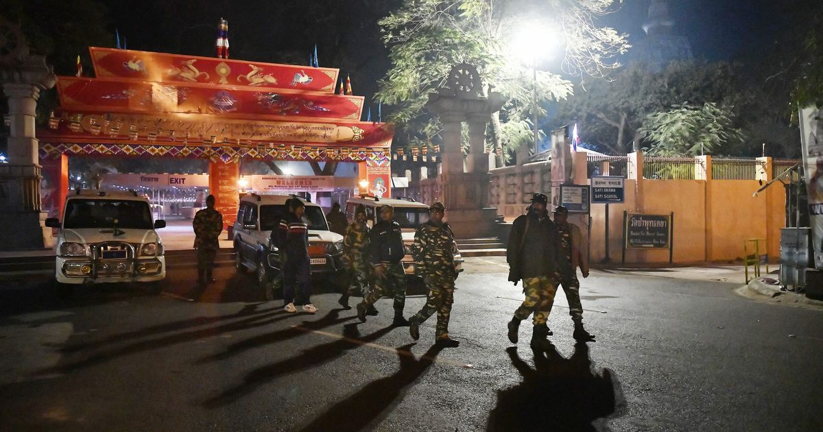Bihar: One bomb explodes, two more found in Bodh Gaya amid tight security for the Dalai Lama