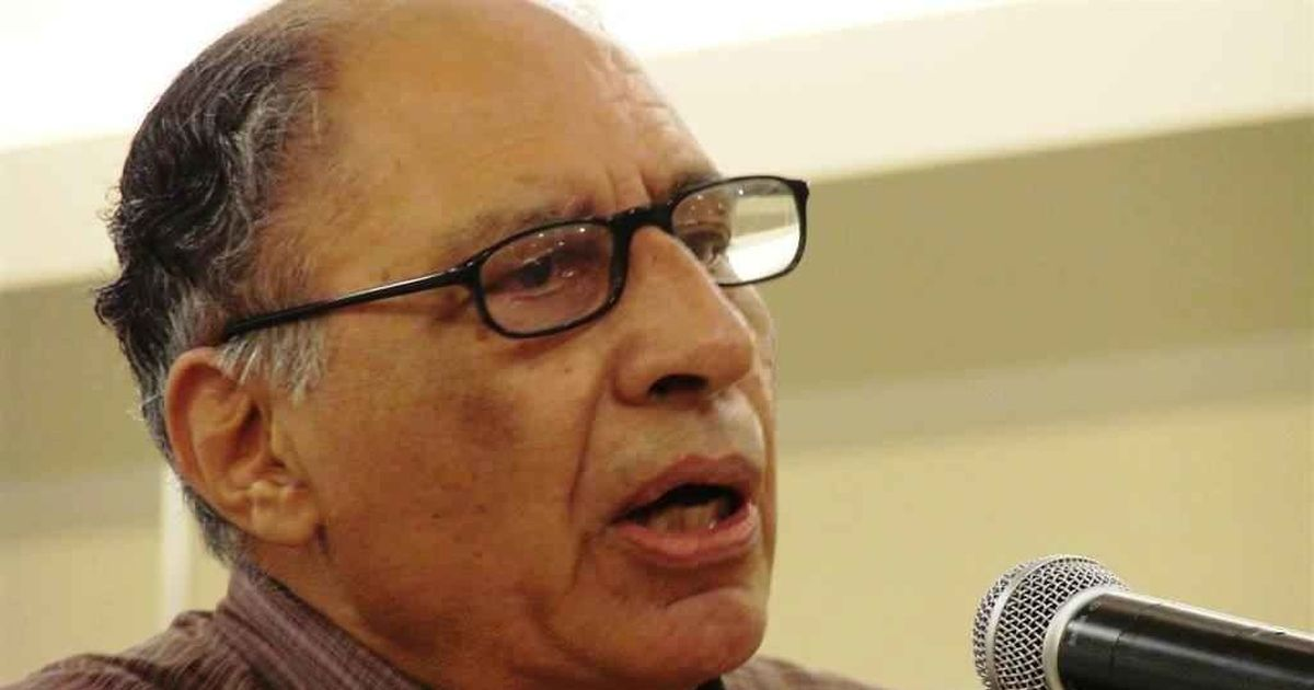 'Only political stupidities or atrocities excite me to write verse now': Keki N Daruwalla