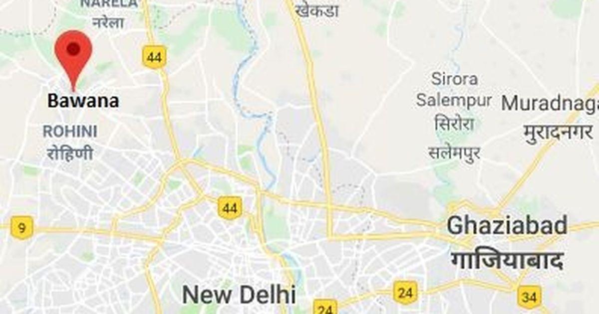17 killed in fire at Delhi firecracker factory