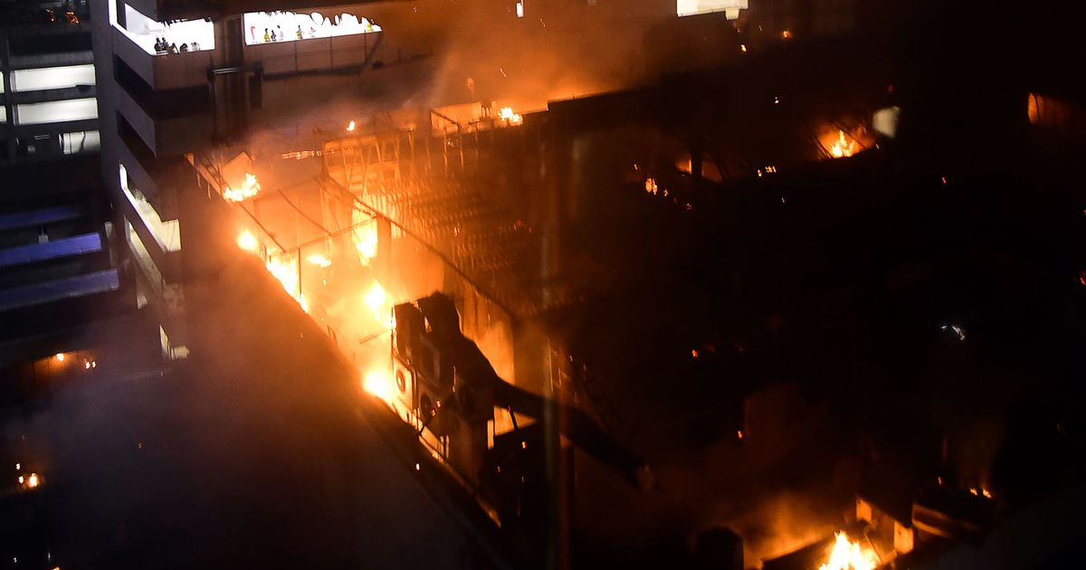 Kamala Mills fire: Three more people, including a fire officer, arrested