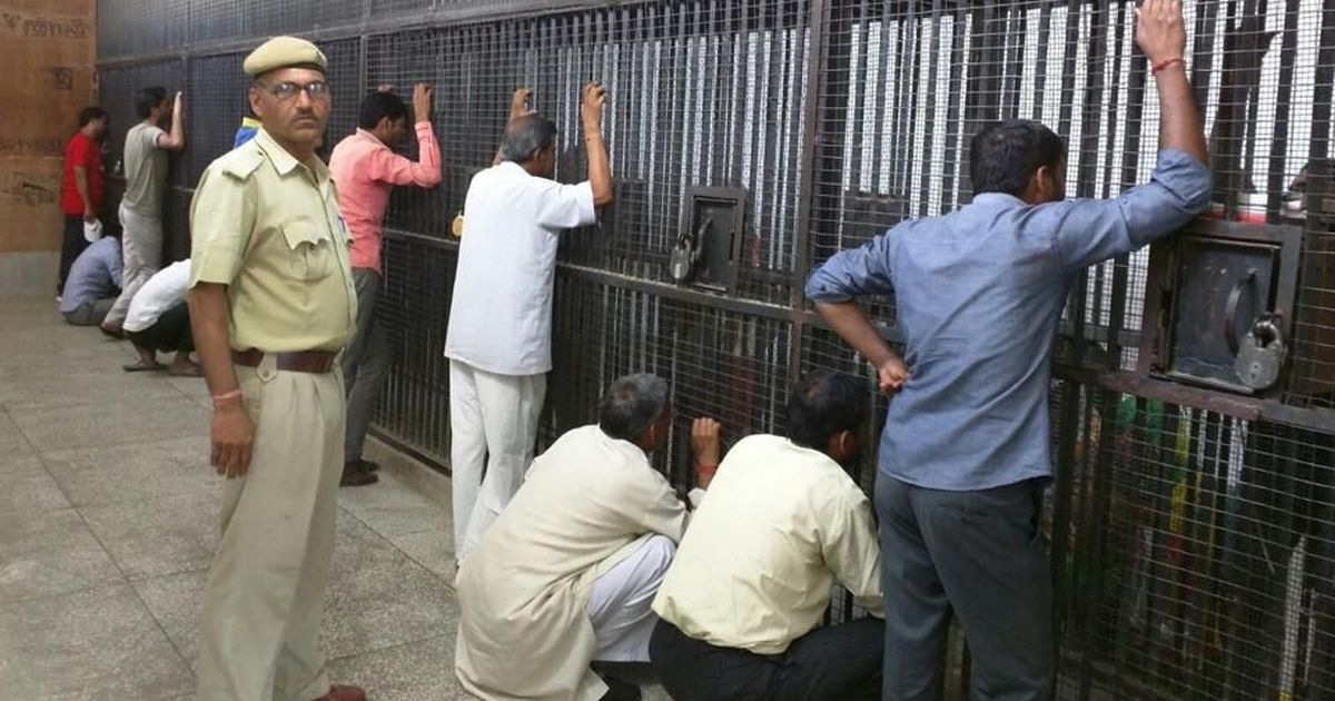 Unsafe sex and drug use in India's prisons is leading to high HIV rates