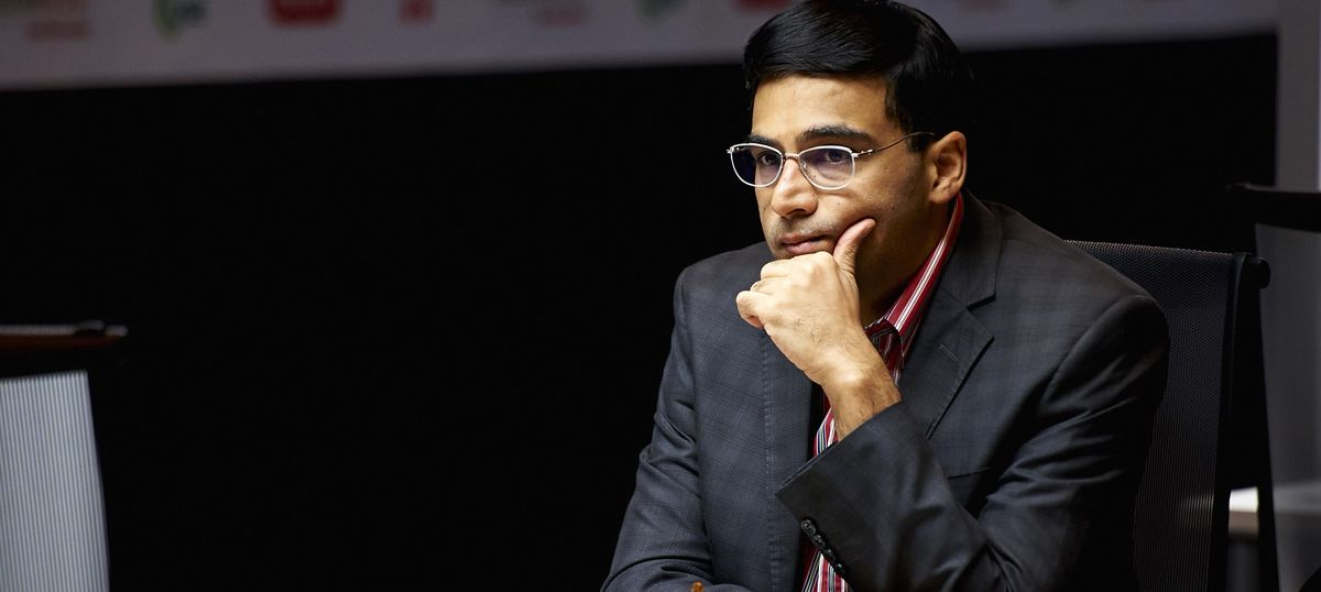 Anand draws with Svidler at Tata Steel Masters chess