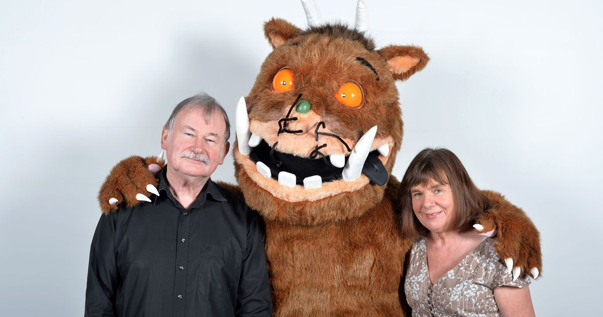 Finding wonder in the ordinary: Meet Julia Donaldson, the writer behind the beloved Gruffalo