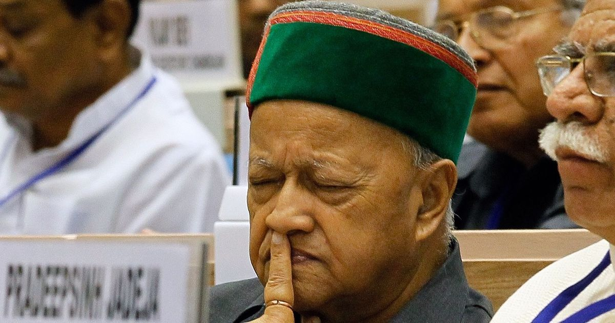 ED told to file supplementary chargesheet against Virbhadra Singh in illegal assets case next week