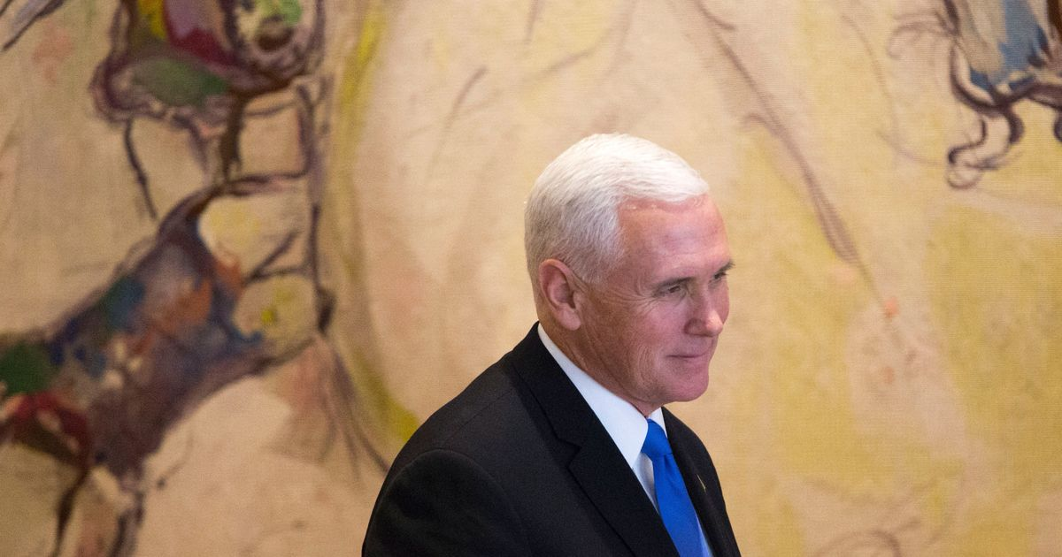 US will move its embassy in Israel to Jerusalem by the end of 2019, says Vice President Mike Pence