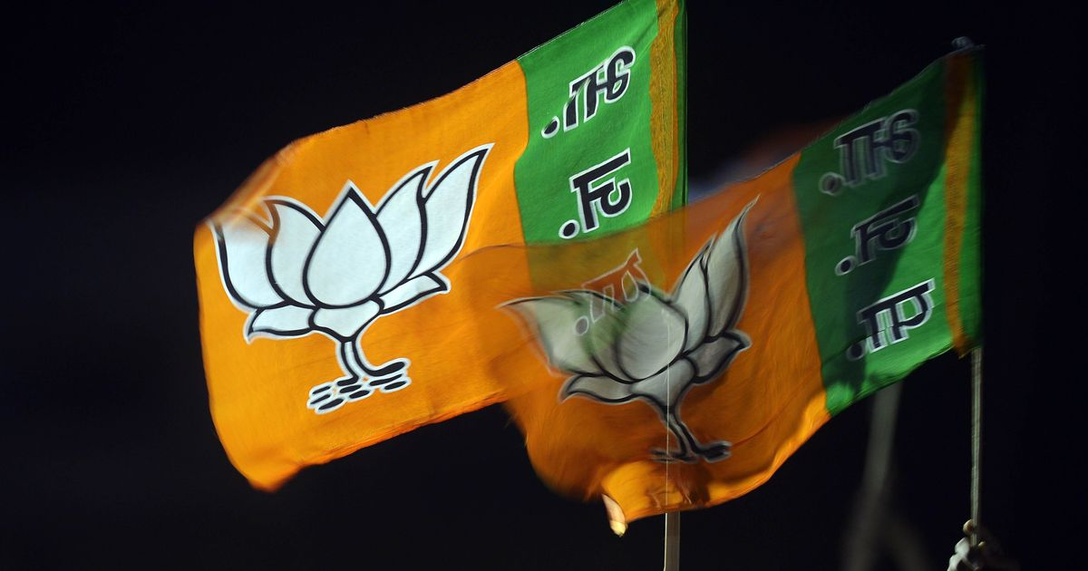 Former Nagaland Chief Minister KL Chishi, 12 other leaders join BJP
