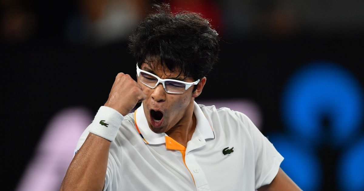 A star is born: Hyeon Chung provides a glimpse of what the future of men's tennis looks like
